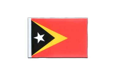 East Timor - Mini Flag 4x6""