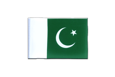 Pakistan Mini Flag 4x6""