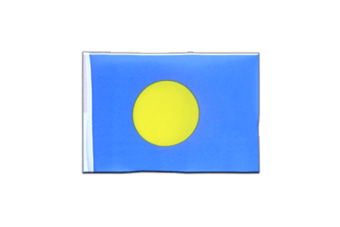 Palau Mini Flag 4x6""