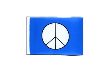 Peace CND Mini Flag 4x6""