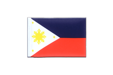 Philippines Mini Flag 4x6""