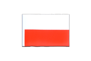 Poland - Mini Flag 4x6""