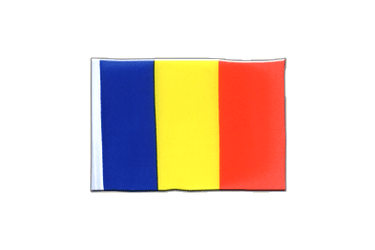 Rumania Mini Flag 4x6""