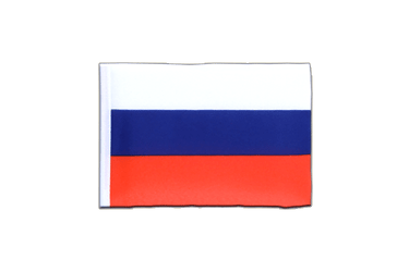 Russia Mini Flag 4x6""