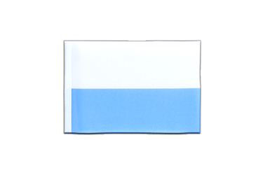 San Marino without crest Mini Flag 4x6""