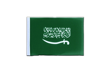 Saudi Arabia - Mini Flag 4x6""