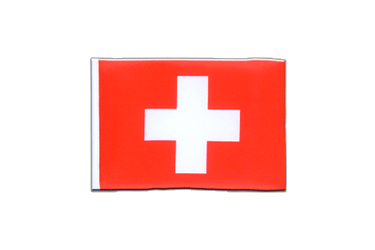 Switzerland - Mini Flag 4x6""