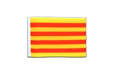 Catalonia Mini Flag 4x6""