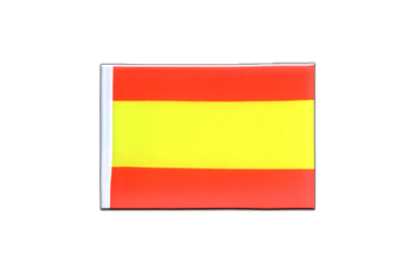 Spain without crest Mini Flag 4x6""