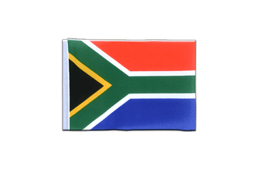 South Africa - Mini Flag 4x6""