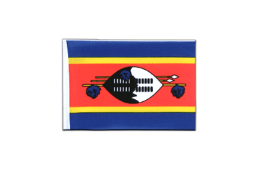 Swaziland Mini Flag 4x6""