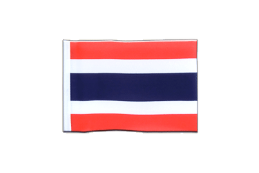 Thailand Mini Flag 4x6""