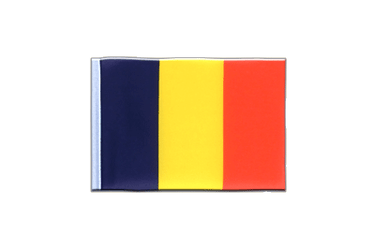 Chad - Mini Flag 4x6""