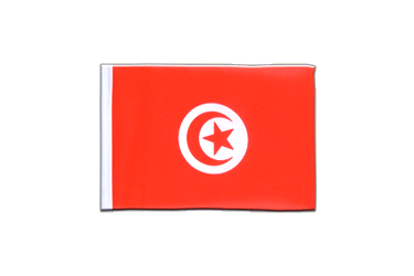 Tunisia Mini Flag 4x6""