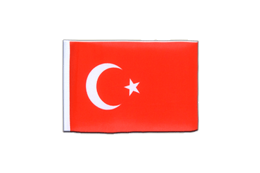 Turkey Mini Flag 4x6""