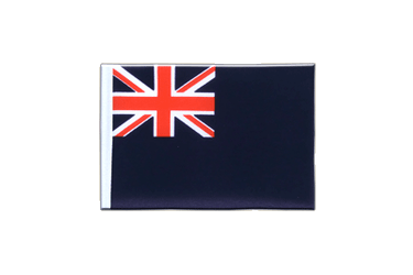 Fanion rectangulaire du Royaume-Uni Naval Blue Ensign 1659 - 10 x 15 cm
