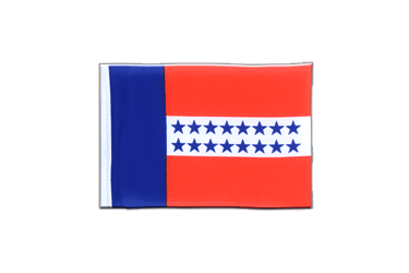 Tuamotu Islands Mini Flag 4x6""