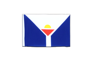 Saint Martin Mini Flag 4x6""