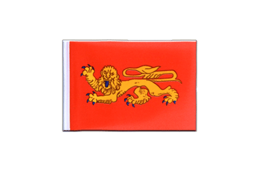Aquitaine Mini Flag 4x6""