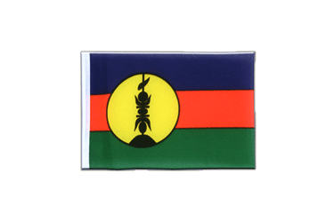 New Caledonia - Mini Flag 4x6""
