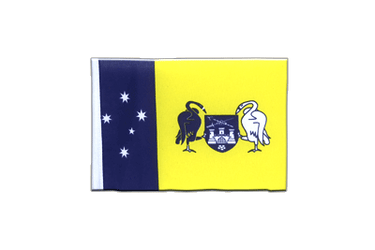 Australia Capital Territory - Mini Flag 4x6""