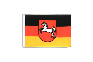 Lower Saxony Mini Flag 4x6""
