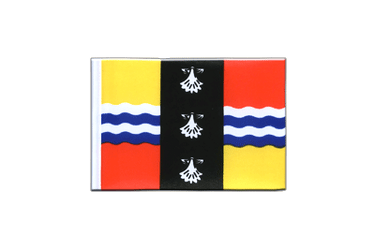 Bedfordshire Mini Flag 4x6""