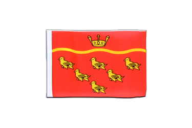 East Sussex Mini Flag 4x6""