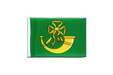 Huntingdonshire Mini Flag 4x6""