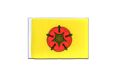 Lancashire new Mini Flag 4x6""