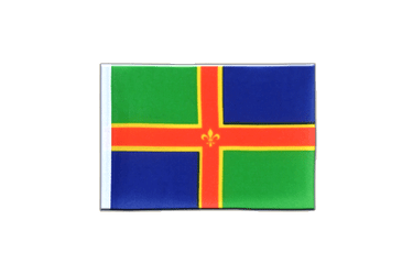 Lincolnshire Mini Flag 4x6""