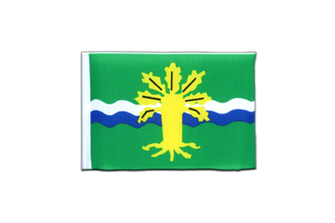 Nottinghamshire - Mini Flag 4x6""