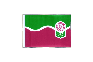 South Yorkshire Mini Flag 4x6""