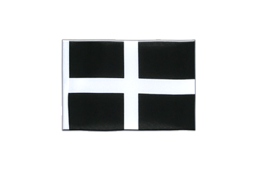 St. Piran Cornwall Mini Flag 4x6""
