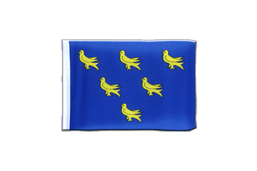 Sussex - Mini Flag 4x6""