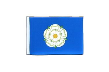 Yorkshire new Mini Flag 4x6""