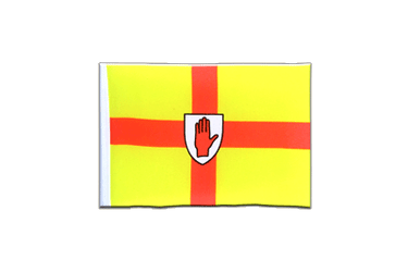 Ulster Mini Flag 4x6""