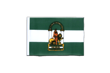 Andalusia Mini Flag 4x6""