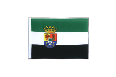 Extremadura Mini Flag 4x6""