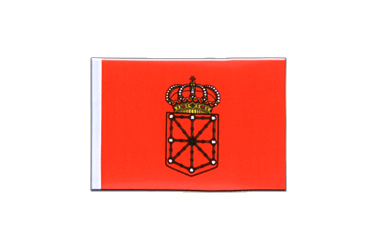 Navarre Mini Flag 4x6""