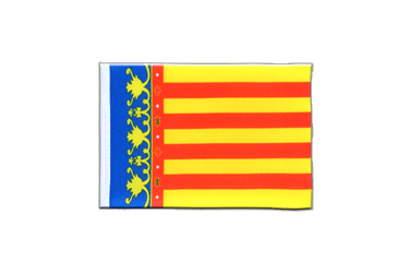 Valencia Mini Flag 4x6""