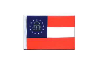 Georgia - Mini Flag 4x6""