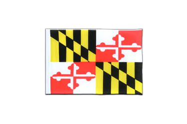 Maryland - Mini Flag 4x6""