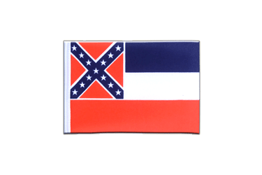 Mississippi - Mini Flag 4x6""