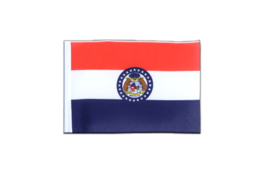 Missouri Mini Flag 4x6""