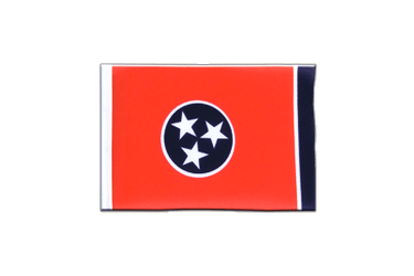 Tennessee Mini Flag 4x6""