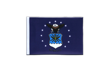 Fanion rectangulaire US Airforce 10 x 15 cm