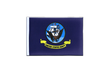 Fanion rectangulaire US Navy 10 x 15 cm