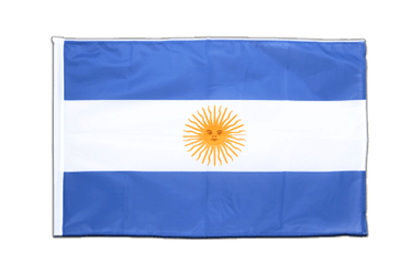 Argentina Sleeved Flag PRO 2x3 ft
