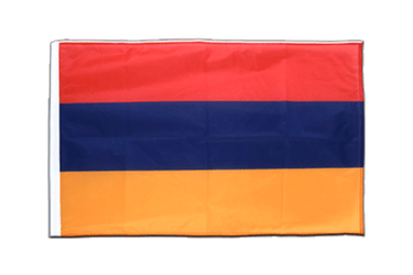 Armenia - Sleeved Flag PRO 2x3 ft